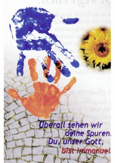 rigma | Überall sehen wir deine Spuren | CD-CARD 702