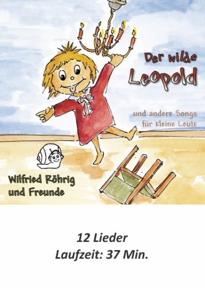 rigma | Der wilde Leopold - und andere Songs für kleine Leute | CD 101