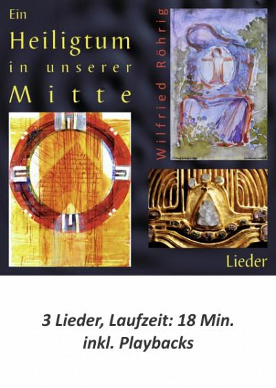 rigma | Ein Heiligtum in unserer Mitte | CD 119