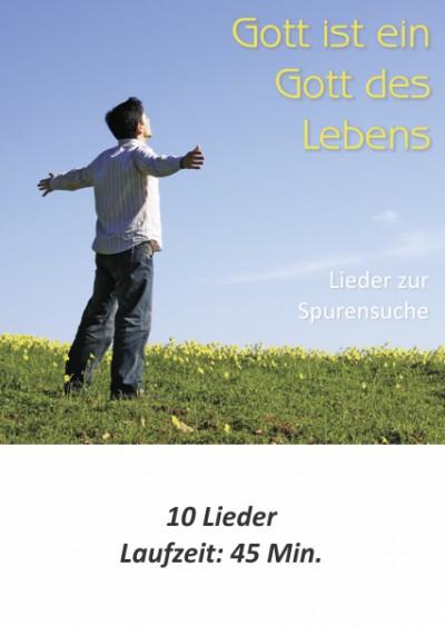 rigma | Gott ist ein Gott des Lebens - Lieder zur Spurensuche | CD 120