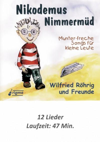 rigma | NikodemusNimmermüd | CD 104