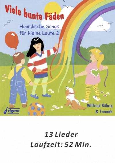rigma | Viele bunte Fäden - Himmlische Songs für kleine Leute 2 | CD 105