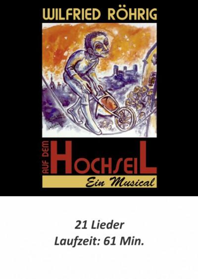 Auf dem Hochseil - Ein Musical | CD 123