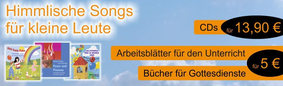 rigma - Himmlische Songs für kleine Leute - Banner