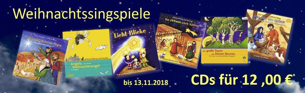 rigma - Weihnachtssingspiele für 12,00 €