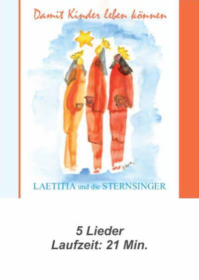 rigma - Damit Kinder leben können - LAETITIA - CD 661