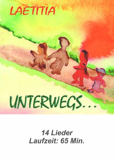 rigma - Unterwegs - LAETITIA - CD 660