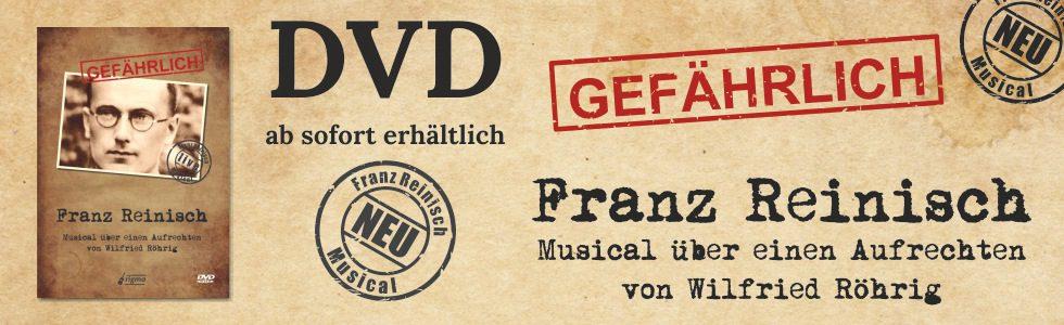 GEFÄHRLICH - DVD