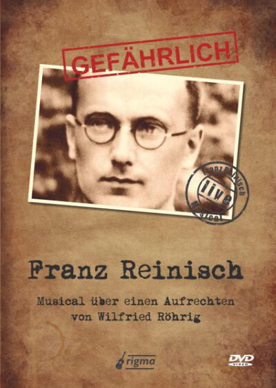 GEFÄHRLICH - Franz Reinisch - DVD