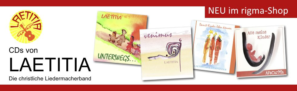 CDs von LAETITIA